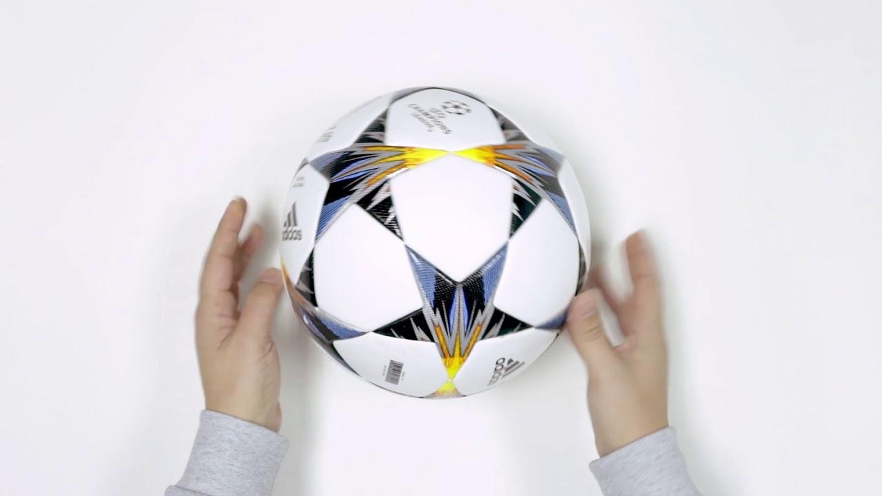 ed2d30353ecbe UNBOXING  Descubre el balón de la Champions League - FINALE KIEV ...