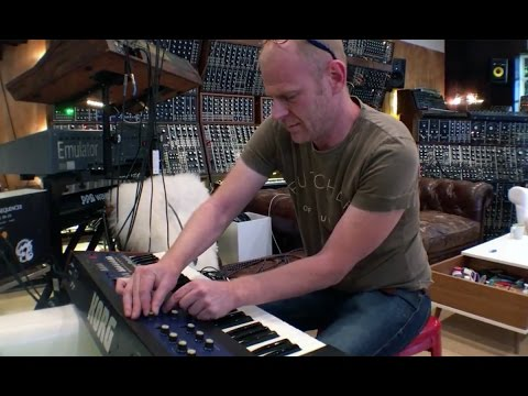 KORG Polysix - Gear of the Week (Junkie XL)