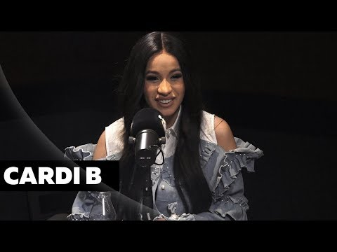 Cardi B Talks About Pregnancy For First Time, Her & Offset's First Date & 3-Somes