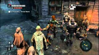 Assassin's Creed Revelations Gameplay (PC HD)
