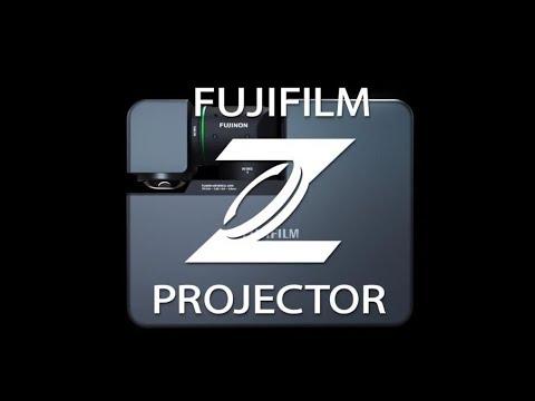 "FUJIFILM new projector ""FP-Z5000"""