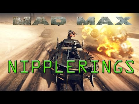 I HAVE NIPPLE RINGS !!! - Mad Max - Gameplay