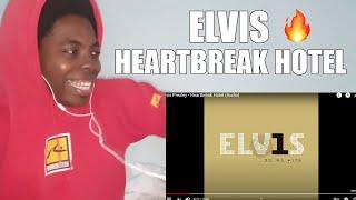 YOOO!! Elvis Presley - Heartbreak Hotel (REACTION!!!)