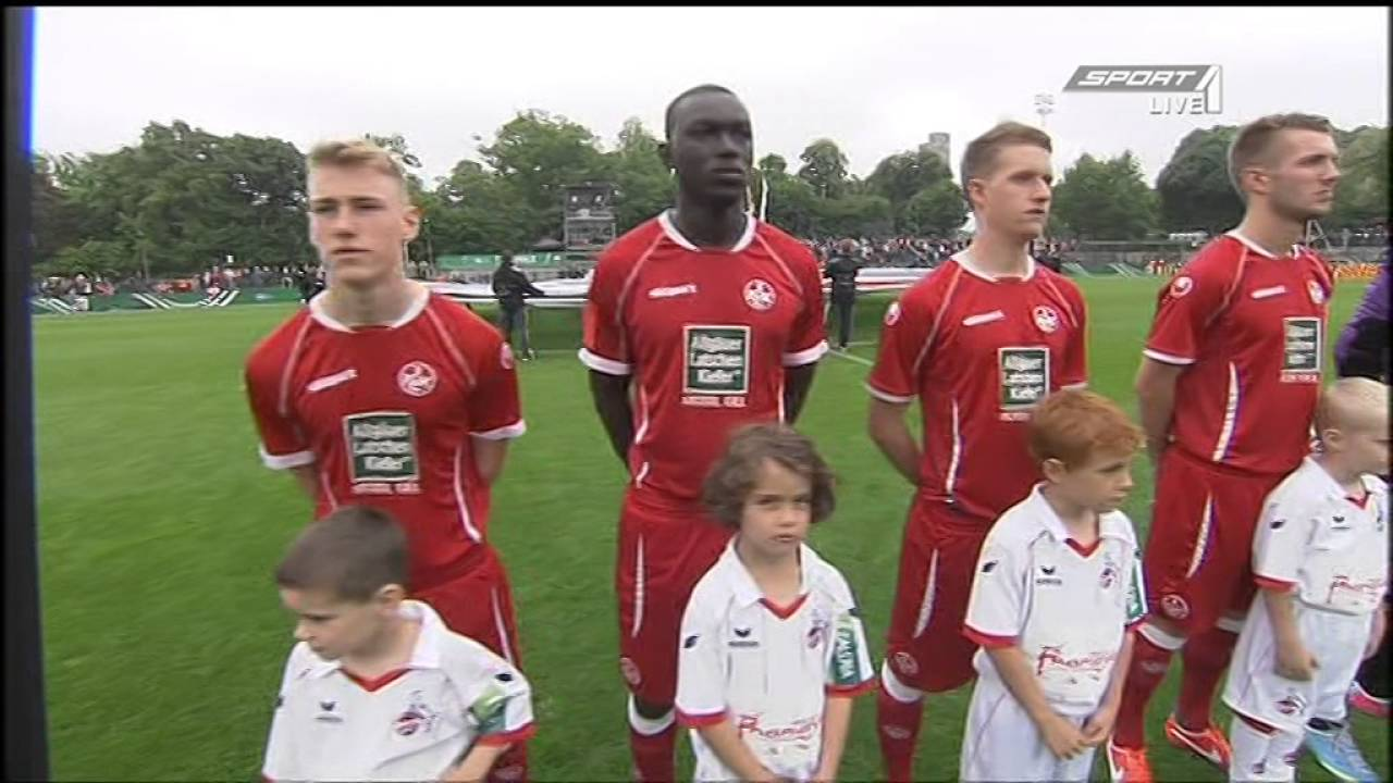 Kaiserslautern - Köln | Finale DFB Pokal (A-Jugend) 2012 ...