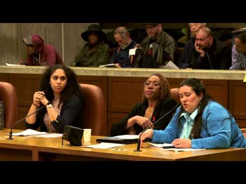 "Why Boston Needs a ""Just Cause"" Eviction Ordinance: City Council Hearing, April 2015"
