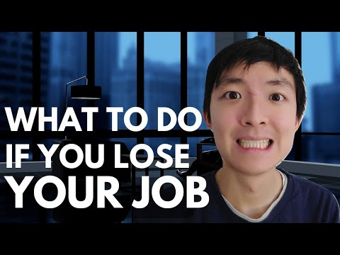 How to Deal with UNEMPLOYMENT | Job Loss and Benefits