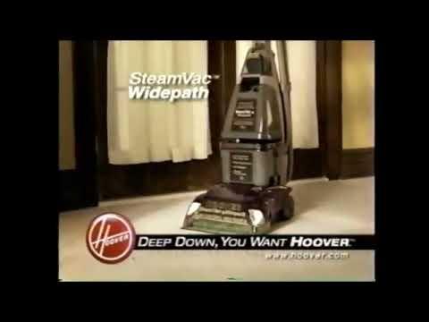 Hoover: SteamVac Widepath | :15