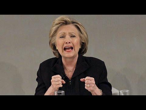 Hillary Clinton Has A Major Racist Meltdown On Video