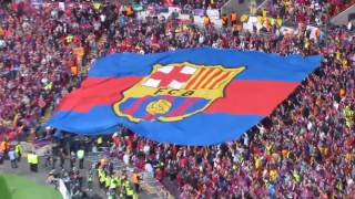 Buy bengalos here: http://amzn.to/2a6oedh the best of fc barcelona fans! subscribe for more: https://www./channel/ucft0az-pjhaiiiplc47-gla