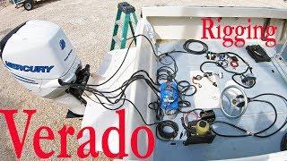 How To Rig A Mercury Verado! - YouTubeYouTube
