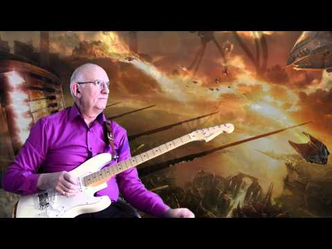 Forever Autumn (War of the Worlds) - Justin Hayward - Instrumental cover by Dave Monk