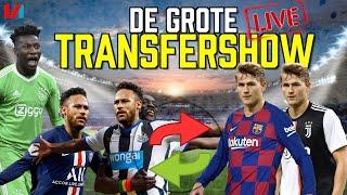 De Grote TRANSFERSHOW. Welke Spelers Gaan Miljoenen Transfers Maken?