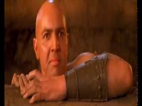 The Mummy 2 Imhotep Death
