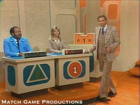 Match Game 77 Episode 975 nie Flagg's Standing Ovation