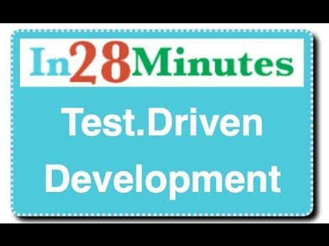 Test Driven Development Tutorial (TDD)