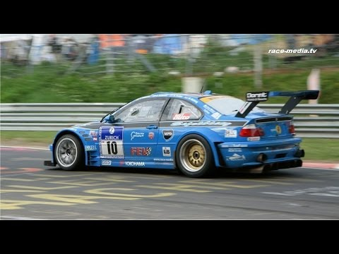 24h Nürburgring 2009 Scheid Motorsport Teamfilm