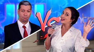 FÁTIMA BERNARDES vs. WILLIAN BONNER ♫