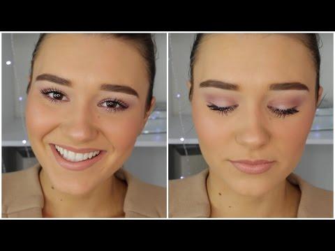 Glam Office Makeup Tutorial