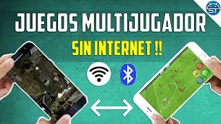 Top Mejores Juegos Multijugador (Sin Internet, Bluetooth, Via Wifi Local) para Android | SaicoTech