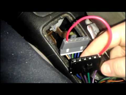 2008 Jeep Wrangler Engine Wiring Harness Saturn S Series Master Power Window Switch Test And Bypass