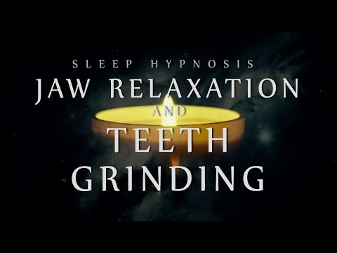 Sleep Hypnosis for Jaw Relaxation & Teeth...