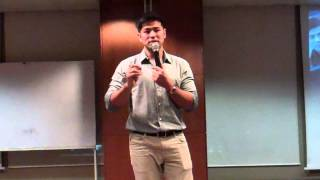 November 2014 Fellowship with Dr. Hayden Kho Part 1/2