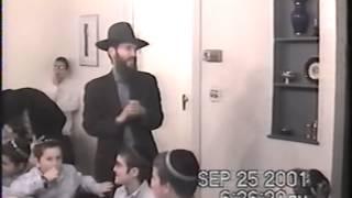 Avraham Fried 2001 - No Mic Concert