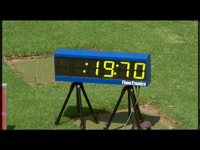 Sprinter Clarence Munyai breaks South African men's 200 metres record