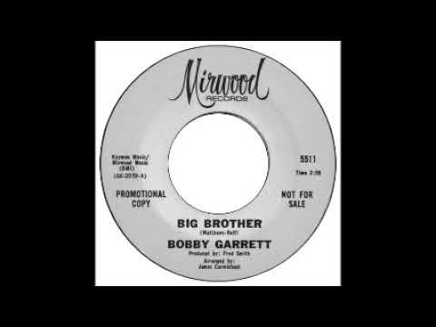 BOBBY GARRETT   Big Brother