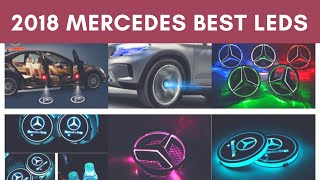 Top 5 Mercedes LED Accessories | Interior & Exterior | 2018