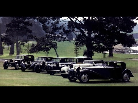 Bugatti Royale (Type 41) - Six of the Best