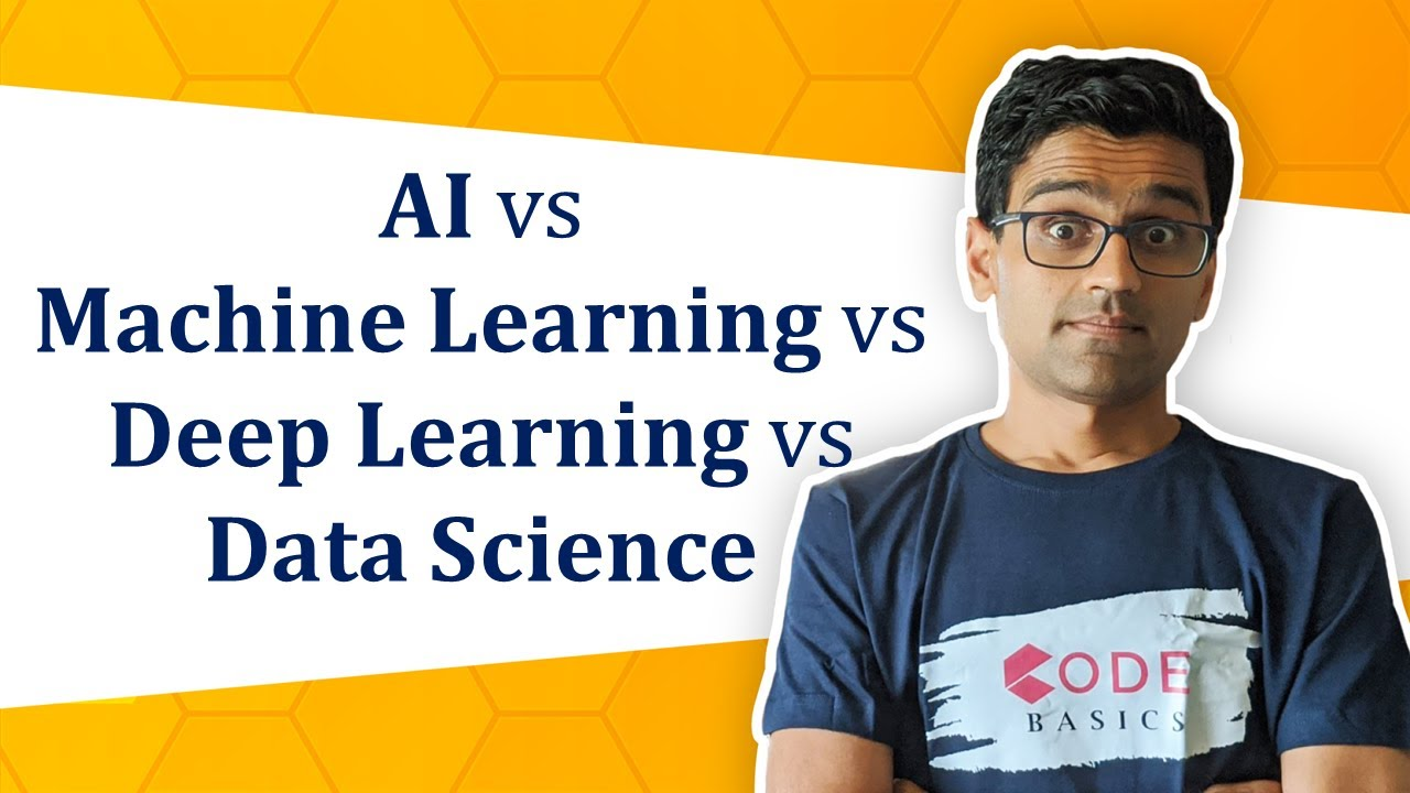 Artificial Intelligence (AI) vs Machine Learning vs Deep Learning vs Data Science