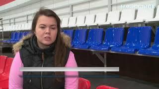 Первый турнир по фигурному катанию прошел в Апатит Арена