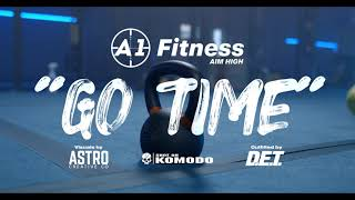 """""""GO TIME"""" A1 Fitness Holland Ad"""