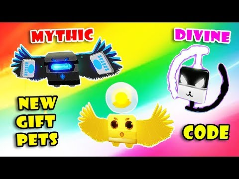 NEW 80M CODES UPDATE! 3 NEW GIFT DIVINE + MYTHICAL PETS In PET RANCH SIMULATOR! [Roblox]