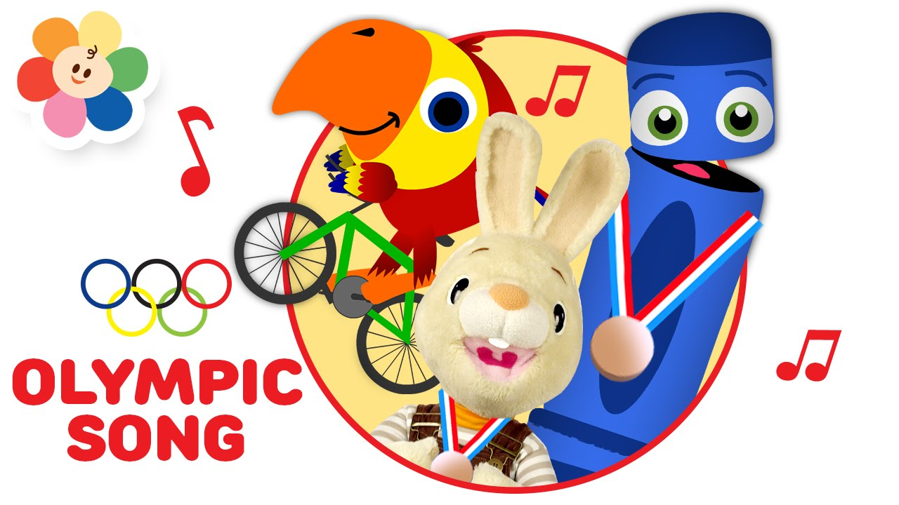 rio 2016 olympics song for kids ready set sports 2016 summer