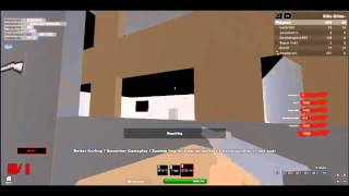 ROBLOX Zombies WAVE 10