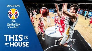 Germany v Georgia - Highlights - FIBA Basketball World Cup 2019 - European Qualifiers thumbnail