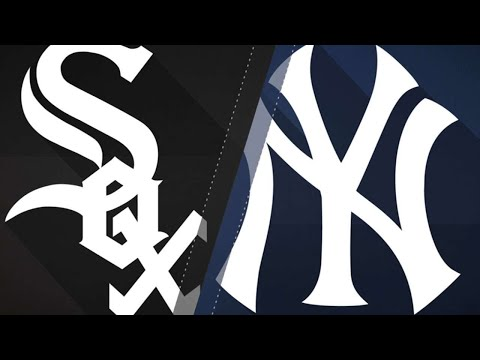 Anderson, Rodon help White Sox top Yankees: 8/27/18
