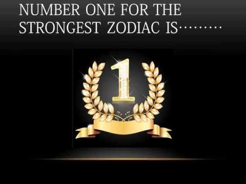 top 4 most powerful zodiac signs and their hidden strengths youtube. Black Bedroom Furniture Sets. Home Design Ideas