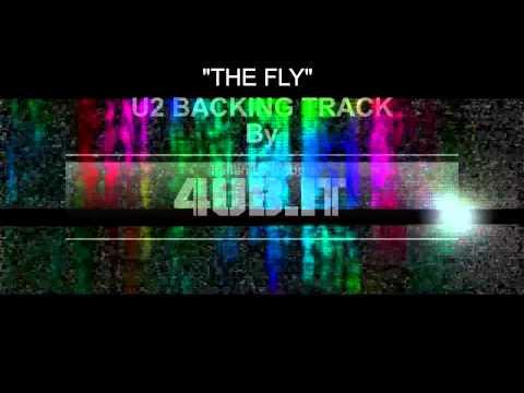 "U2 ""The Fly"" Backing Track | Karaoke By 4UB Italian U2 Tribute"