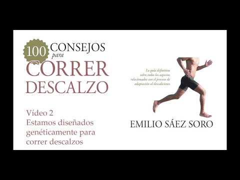 100 Consejos para Correr Descalzo. Vídeo 2. Estamos diseñados para correr descalzos.
