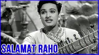 Salamat Raho Full Video Song | Parasmani Movie Songs | Mohammed Rafi | Laxmikant Pyarelal