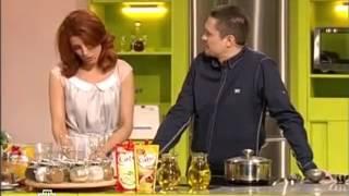 Анастасия Макеева и Шеф-повар Джини Алесио в|кулинарный рецепт анастасии скрипкиной