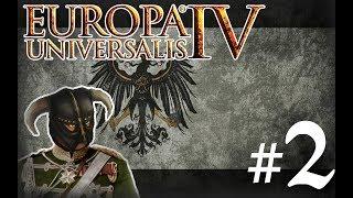 Prusy | Europa Universalis IV PL - Gdańsk czy WOJNA?! #2