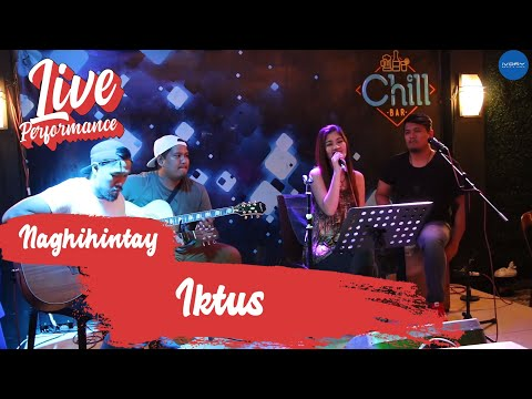 Iktus | Naghihintay | Live at Chill Bar Bocobo