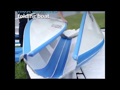 Разборная лодка - новинка