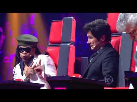 The Voice Brasil - Danilo Reis e Rafael se apresentam na Audição