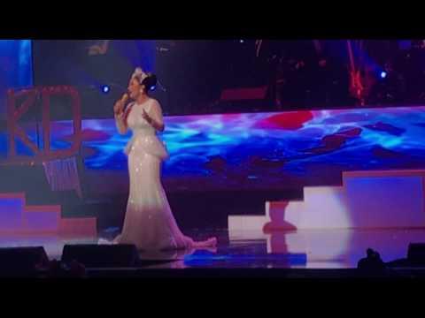Konsert Romansa Krisdayanti - Cinta