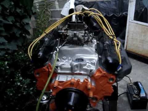 Dodge Chrysler V8 318 Mopar I - YouTube